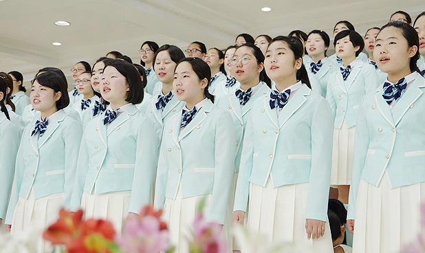 전국 여학생 합창