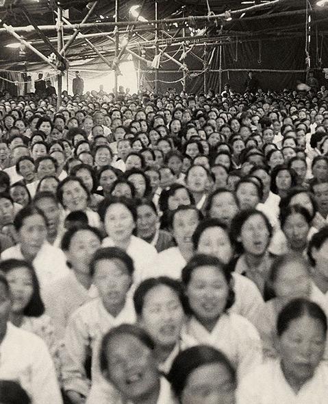 서울 제2운동장 집회
