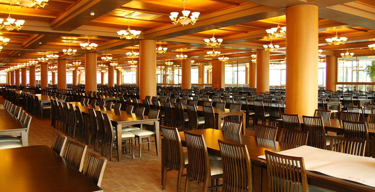 종합식당 사진