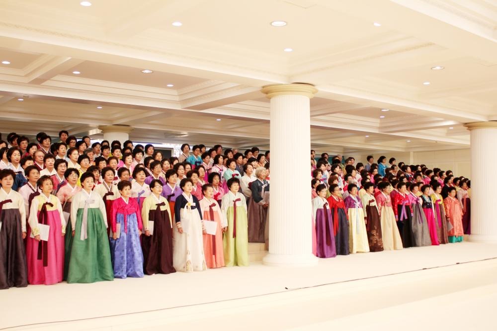 2019 전국 여성회 임원 임명식