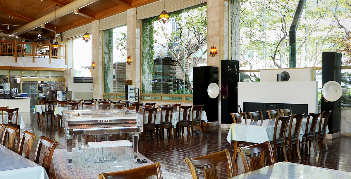 레스토랑 사진