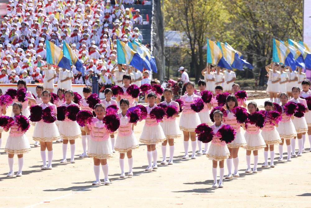 2016 천부교 체육대회 오프닝 공연.
