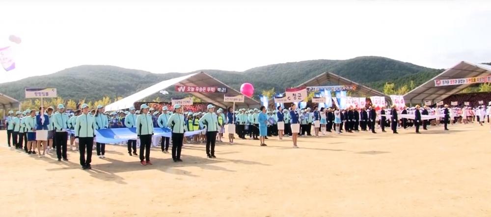 [인싸TV] 천부교, '2019 체육대회' 성황리 성료… 연령 불문 '화합의 장 완성'