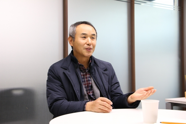 인터커뮤니케이션즈 천태영 대표