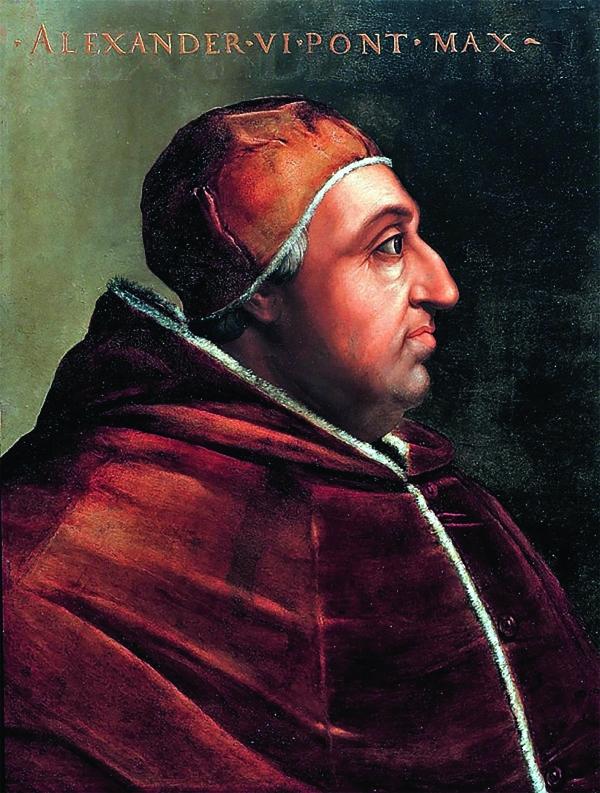 교황 알렉산데르 6세