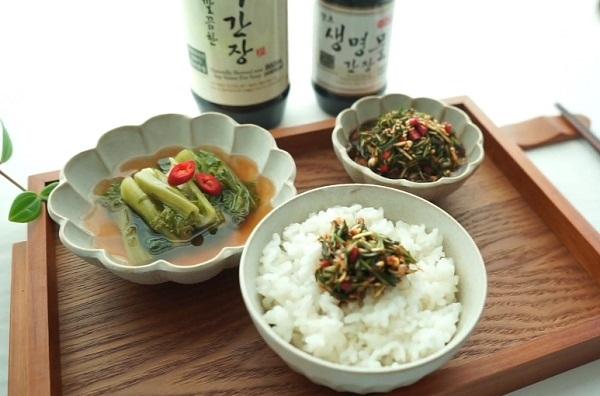 봄 체절 식자재로 만든 간편 레시피 '달래양념장' 주목