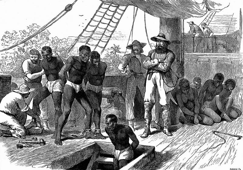 일본에게 노예 무역과 잔인한 폭력을 교사(敎唆)하다 … 반인류 범죄의 뿌리를 찾아서