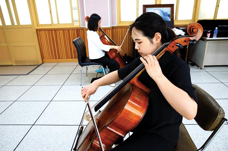 음악회-연습중인-아이들2